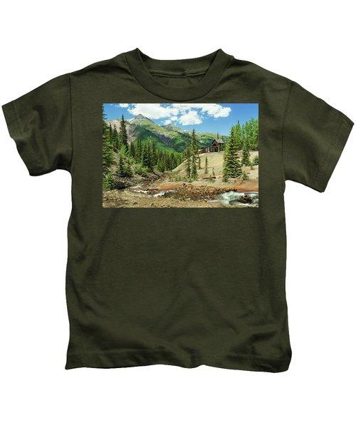 Gustan Mine Kids T-Shirt