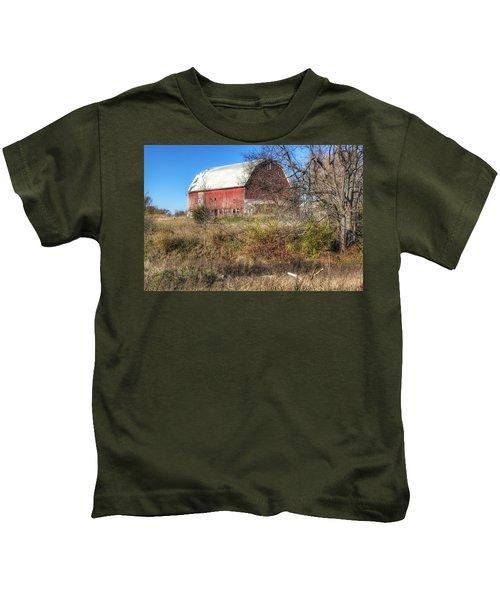 0016 - Hadley Red I Kids T-Shirt