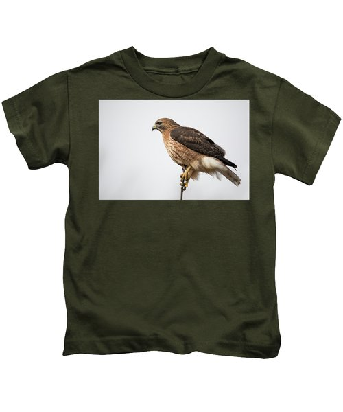 Hal The Hybrid Portrait 2 Kids T-Shirt