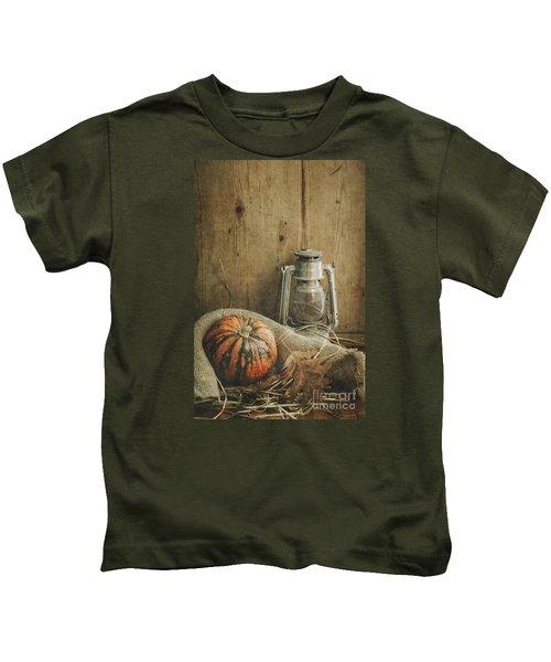 Halloween Compositin Kids T-Shirt