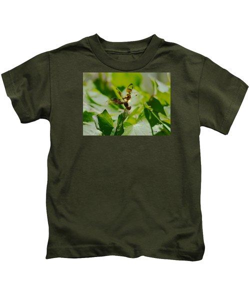 Halloween Pennant Kids T-Shirt