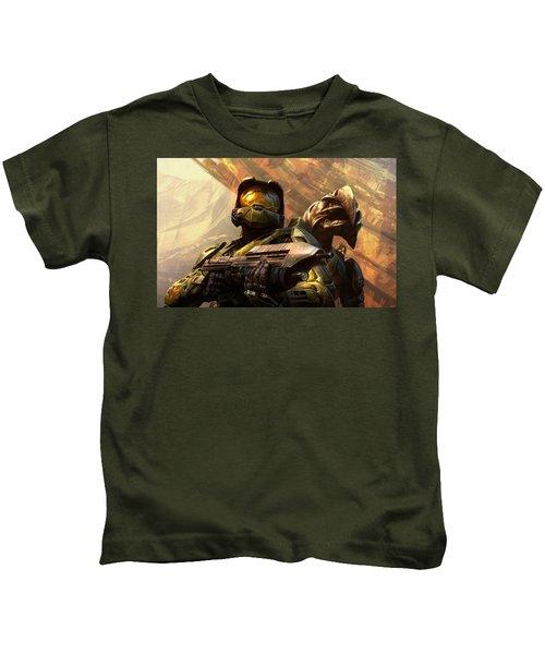 Halo 3 Kids T-Shirt