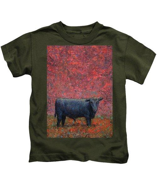 Hamburger Sky Kids T-Shirt
