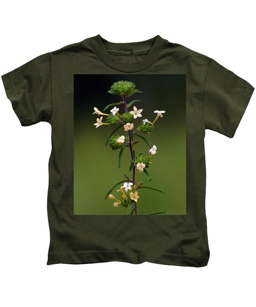 Happy Flowers Kids T-Shirt