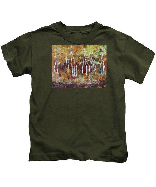 Harding Way  Aspens Dancing Kids T-Shirt