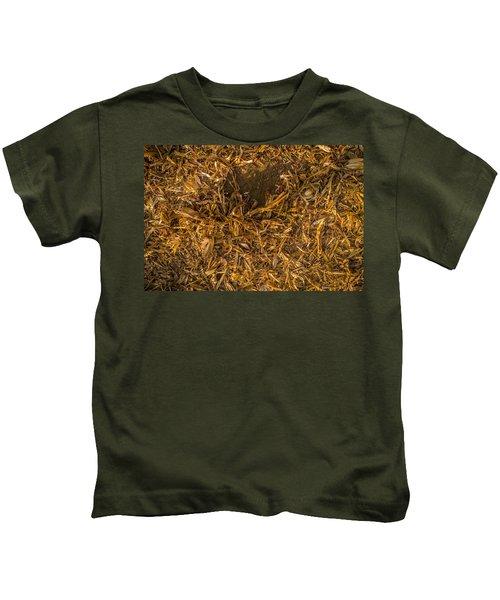 Harvest Leftovers Kids T-Shirt