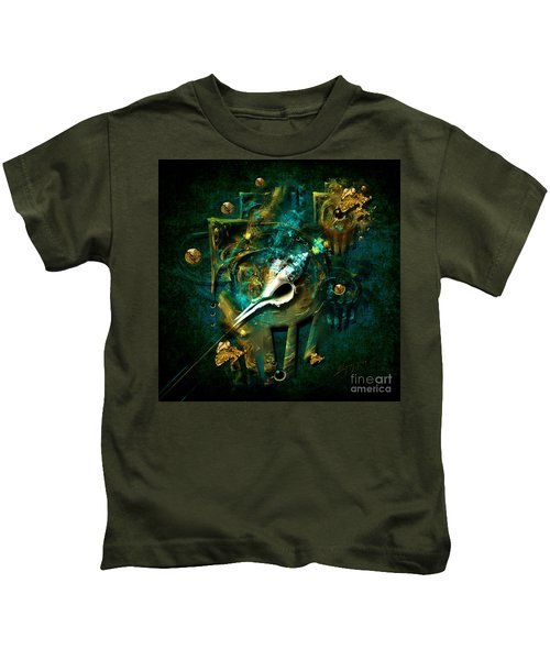 Hatpin Kids T-Shirt