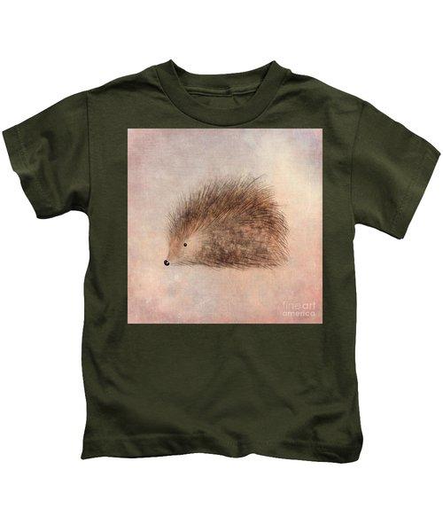 Hattie Hedgehog  Kids T-Shirt