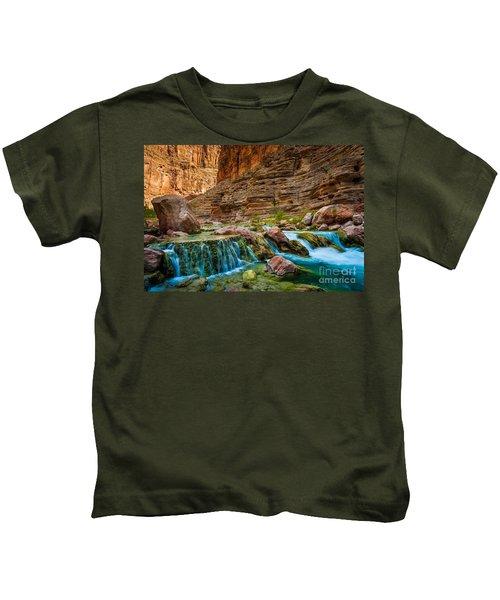 Havasu Creek Cascade Kids T-Shirt