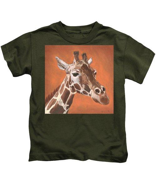 Have A Long Reach Kids T-Shirt