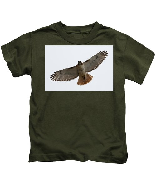 Hawk Overhead Kids T-Shirt
