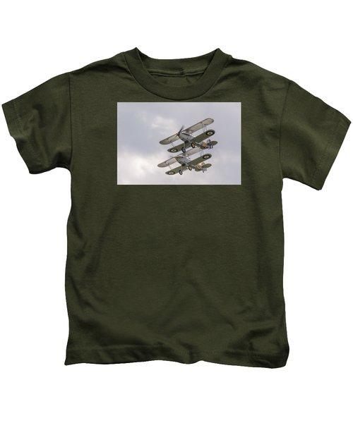 Hawker Nimrods Kids T-Shirt