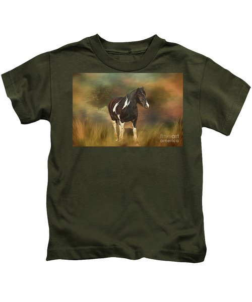 Heading For Home Kids T-Shirt