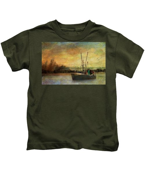 Heading Out Kids T-Shirt