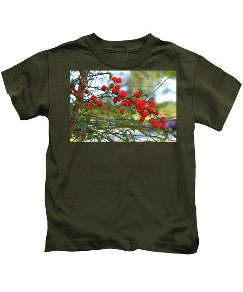 Heavenly Bamboo Kids T-Shirt