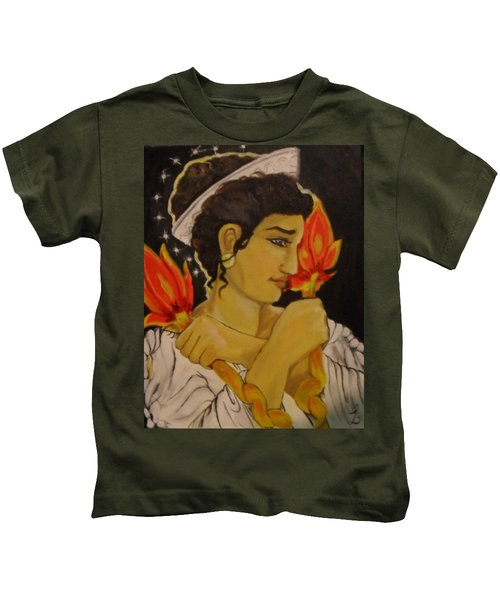 Hekate The Torchbearer Kids T-Shirt