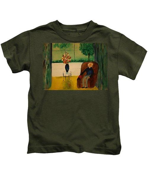 Henry Thoreau Kids T-Shirt