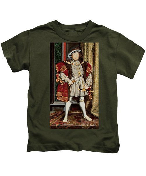 Henry Viii Kids T-Shirt