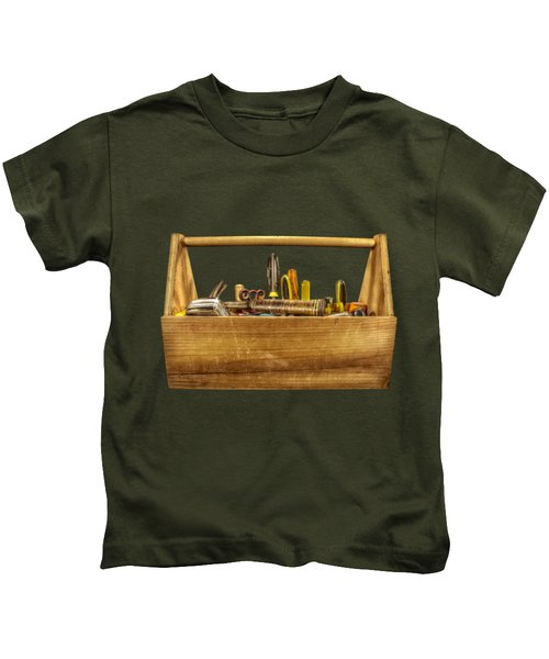 Henry's Toolbox Kids T-Shirt