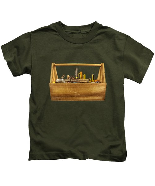 Henry's Toolbox Kids T-Shirt