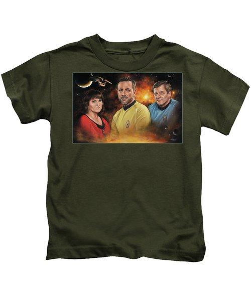 Heroes Of The Farragut Kids T-Shirt