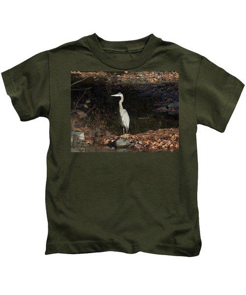 Heron  Kids T-Shirt