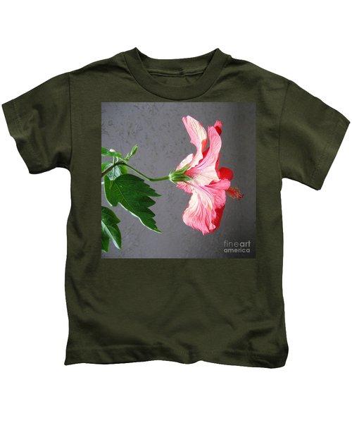 Hibiscus #4 Kids T-Shirt