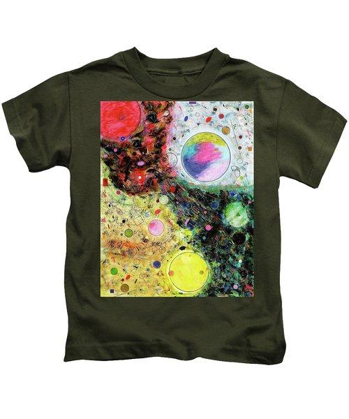 Hidden Aliens Kids T-Shirt