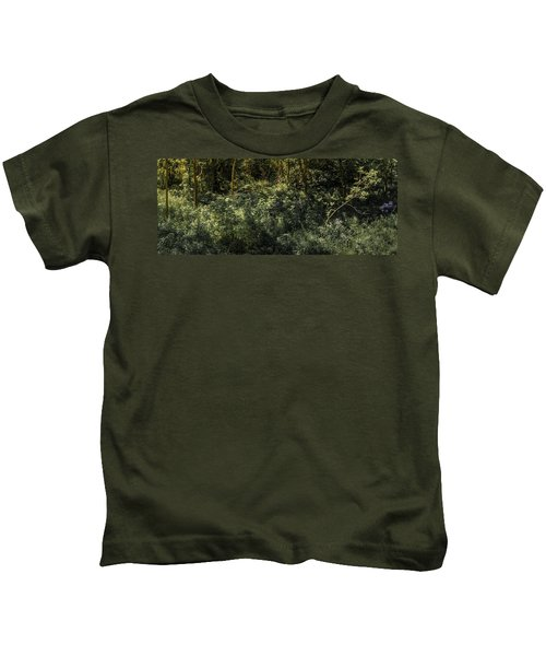 Hidden Wildflowers Kids T-Shirt