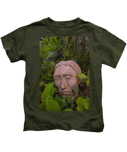 Hiding Kids T-Shirt