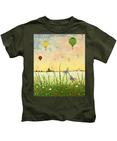 High Flyers Kids T-Shirt