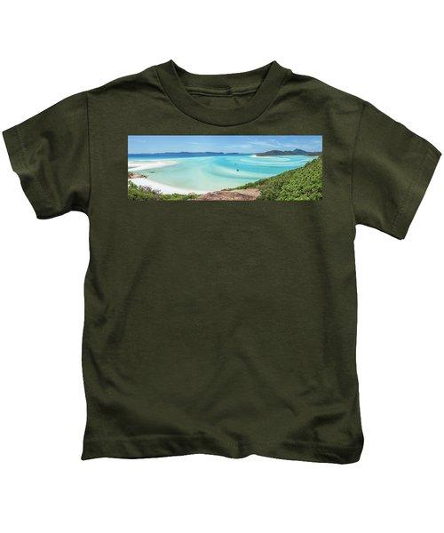 Hill Inlet Lookout Kids T-Shirt