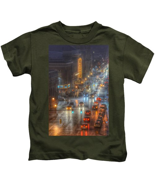 Hippodrome Theatre - Baltimore Kids T-Shirt