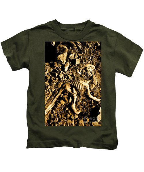 History Unearthed Kids T-Shirt