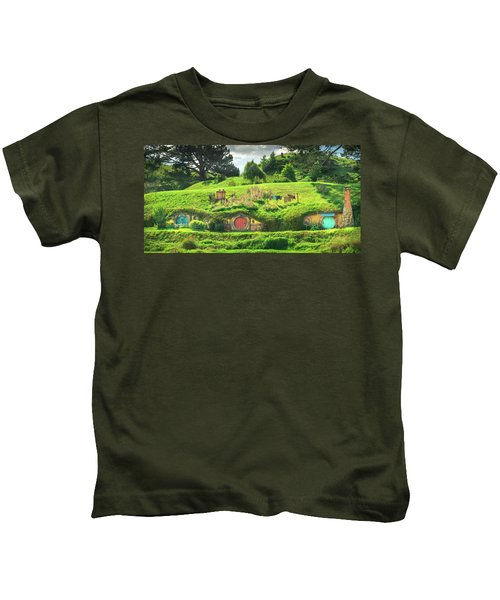 Hobbit Lane Kids T-Shirt