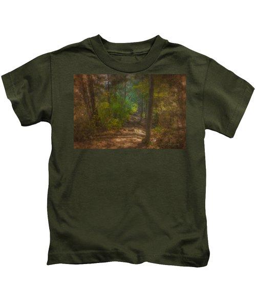 Hobbit Path Kids T-Shirt