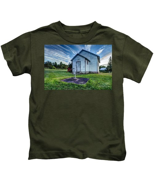 Holleford Schoolhouse Kids T-Shirt