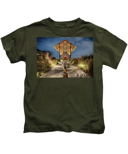 Holy Family Shrine Kids T-Shirt