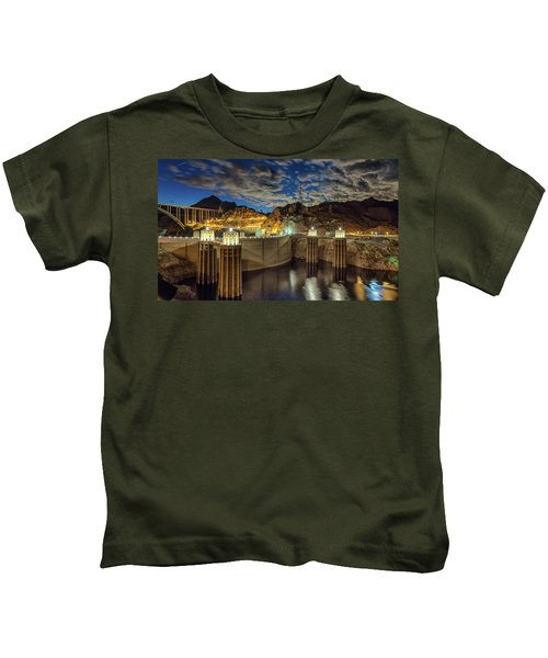 Hoover Dam Kids T-Shirt