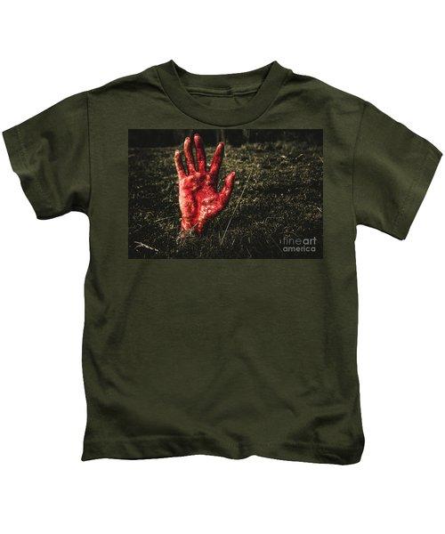 Horror Resurrection Kids T-Shirt