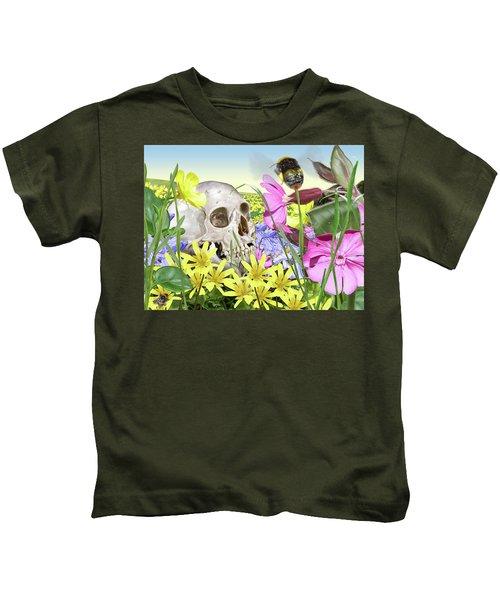 Hotel Ozymandias Kids T-Shirt