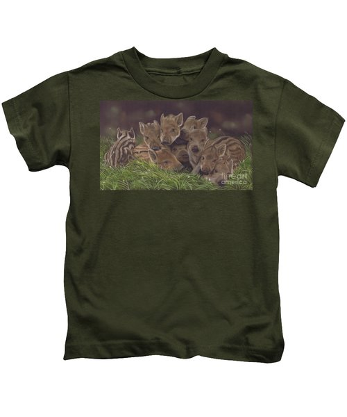 Huddle Of Humbugs Kids T-Shirt