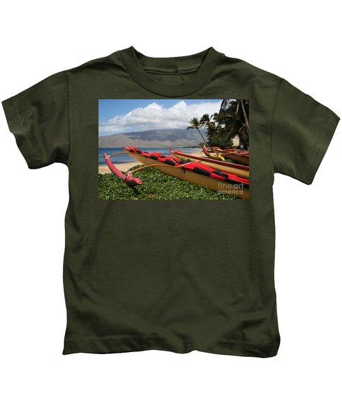 Hui Waa O Kihei Kids T-Shirt