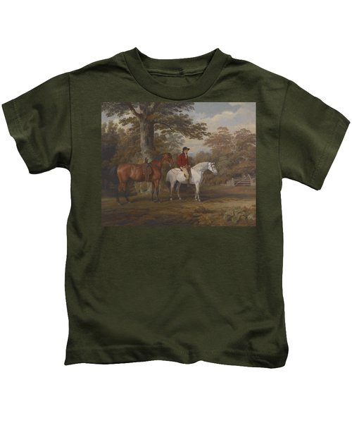 Hunter And Huntsman Kids T-Shirt