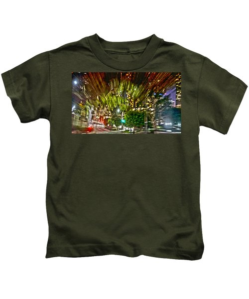 hurry up - in L.A. Kids T-Shirt