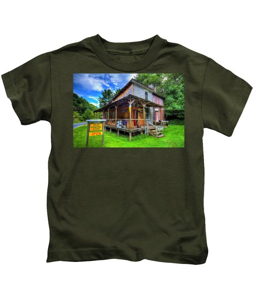 Husk General Store Kids T-Shirt