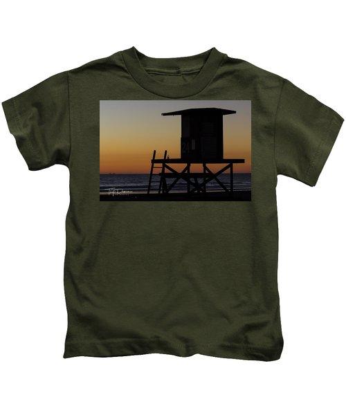 I Gave Up Drinking  Kids T-Shirt