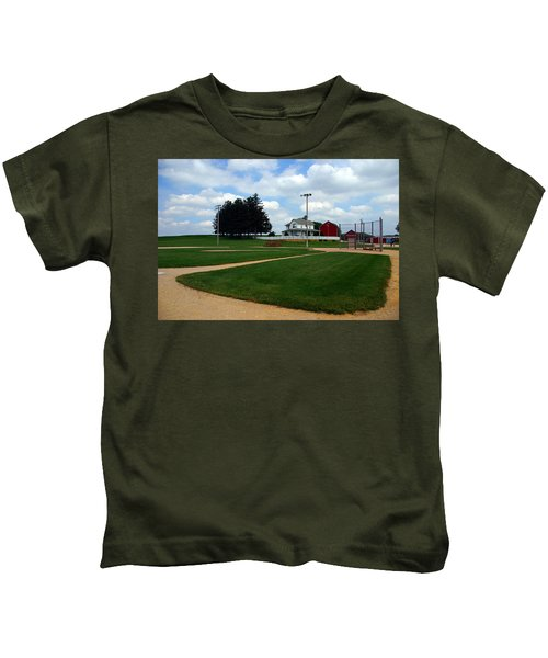 If You Build It They Will Come Kids T-Shirt