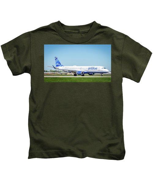 I'm With Blue Kids T-Shirt