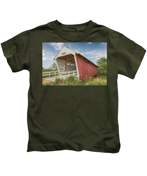 Imes Covered Bridge Kids T-Shirt